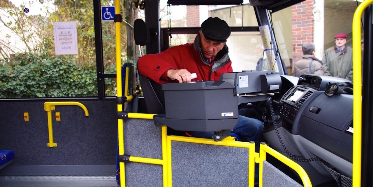 Busfahrer / in werden